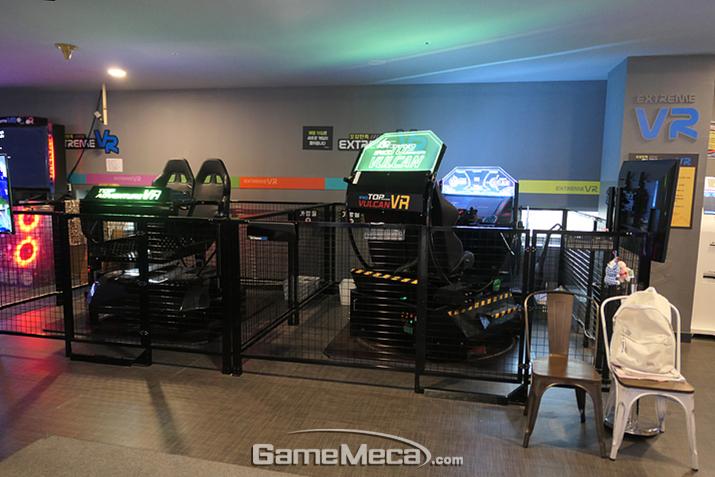 VR이 차지하는 아케이드 게임센터의 미래는?