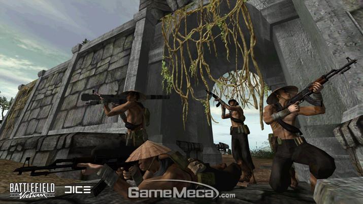 '배틀필드 1942'의 인기에 힘 업어 출시된 후속작 '배틀필드 베트남' (사진출처: EA 공식 홈페이지)
