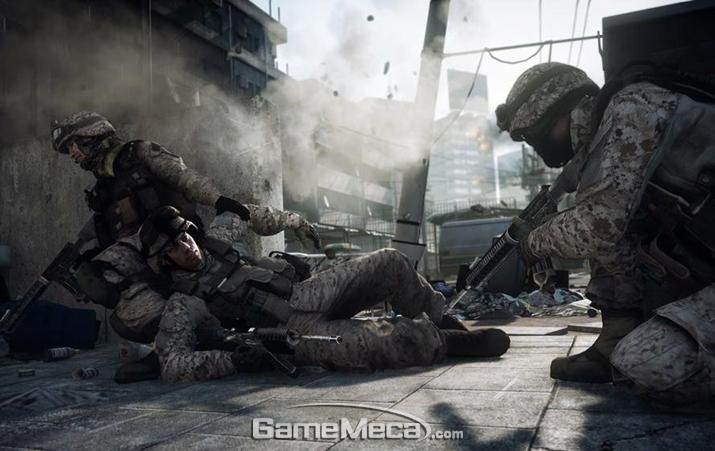 다시 한 번 싱글 캠페인에 집중한 '배틀필드 3' (사진출처: EA 공식 홈페이지)