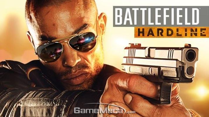 갑작스러운 경찰 드라마를 보여준 '배틀필드 하드라인' (사진출처: EA 공식 홈페이지)