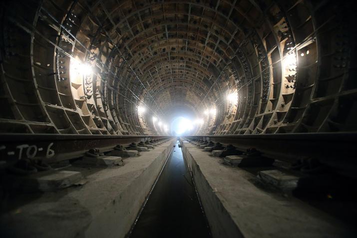 온갖 괴담이 무성한 실제 모스크바 지하철도 (사진출처: 러시아 비욘드)