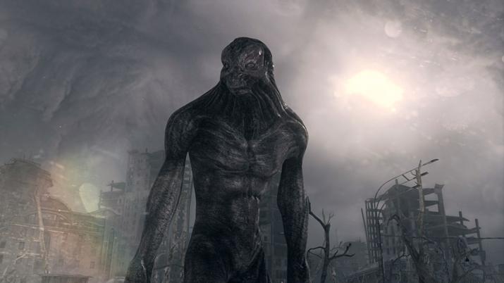 겉보기엔 괴물이지만, 실은 선량한 의도를 갖고 접근했던 '어두운 존재' (사진출처: 포스트 런치)