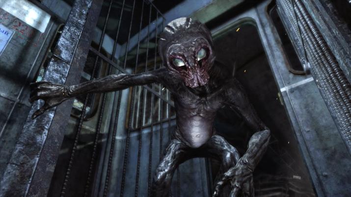 어린 '어두운 존재'와 조우하며 시작되는 '메트로 2033: 라스트 라이트' (사진출처: 메트로 위키)