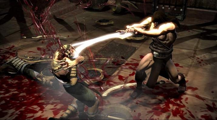 THQ에서 출시한 '코난' (사진출처: Gamepressure)