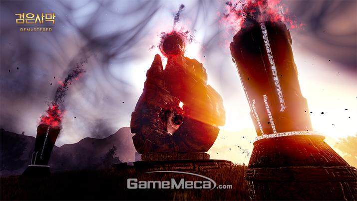 '검은사막: 그림자 전장' 대표 이미지 (사진제공: 카카오게임즈)