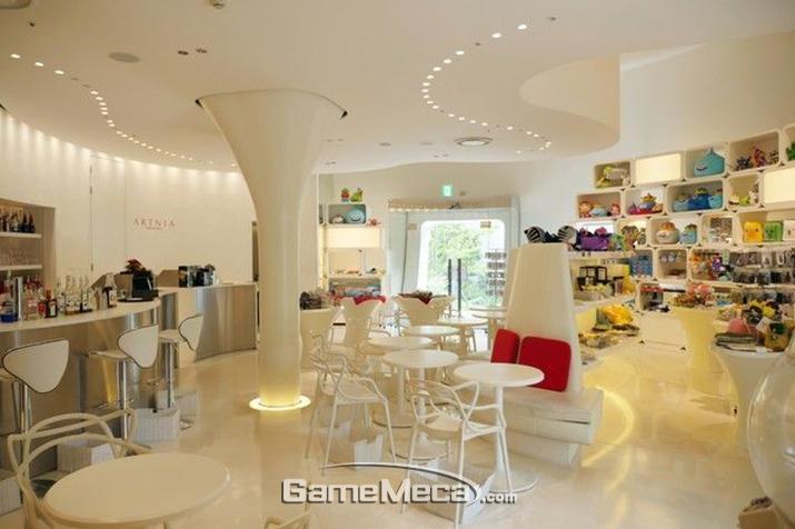 '킹덤 하츠 3' 카페로 운영될 스퀘어에닉스 ARTNIA 카페 (사진출처: 스퀘어에닉스 공식 홈페이지)