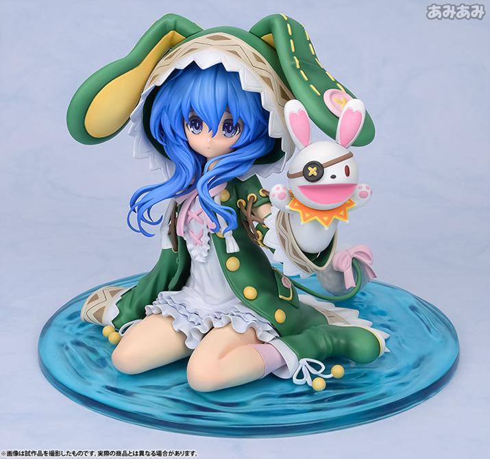 작고 귀여운 요시노, 토끼귀의 후드가 정말 귀엽다. 공격적이었던 토카와는 달리 요시노는 남을 상처입히기 싫어하는 성격이다 (사진출처: 아미아미 홈페이지)
