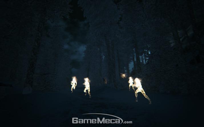 실종된 탐험대원들의 흔적을 찾아 나서는 호러 어드벤처 '콜랏' (사진출처: 스팀 공식 페이지)