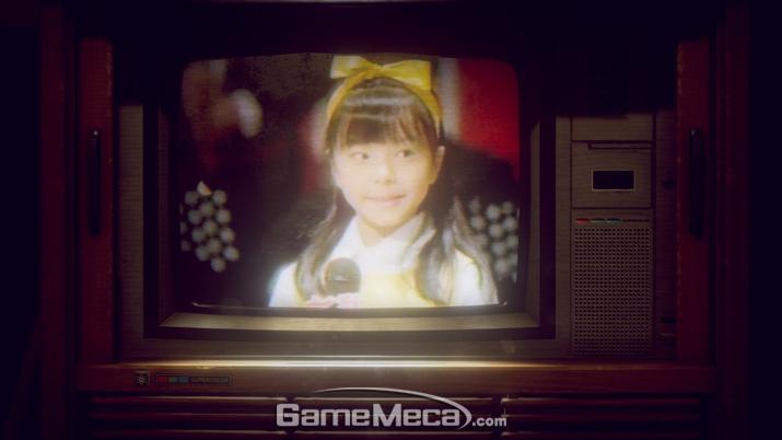 딸 '두메이신'은 어머니 '궁리팡'과 같은 대스타가 되는 것이 꿈이다 (사진: 게임메카 촬영)