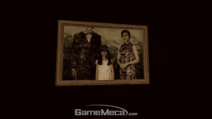 한때 단란했던 가족 (사진: 게임메카 촬영)