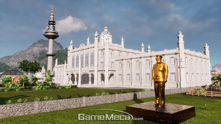 세계의 불가사의를 훔쳐 궁전을 장식할 수 있다 (사진제공: 에이치투 인터렉티브)