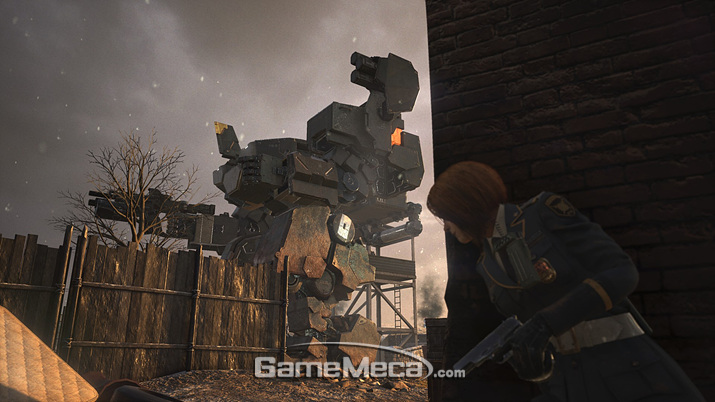 안 좋은 첫인상으로 발매한 '레프트 얼라이브' (사진출처: 게임 공식 사이트)