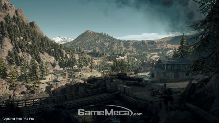 화려한 그래픽으로 게임 속 배경을 실제와 가깝게 구현했다 (사진: 공식 영상 갈무리)
