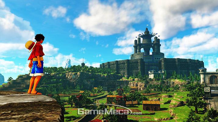 모험의 배경은 새로운 장소 '감옥섬'이다 (사진출처: 게임 공식 사이트)