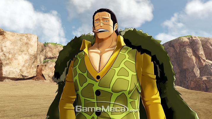 모험 중 의외의 반가운 캐릭터를 만날 수도 있다 (사진출처: 게임 공식 사이트)
