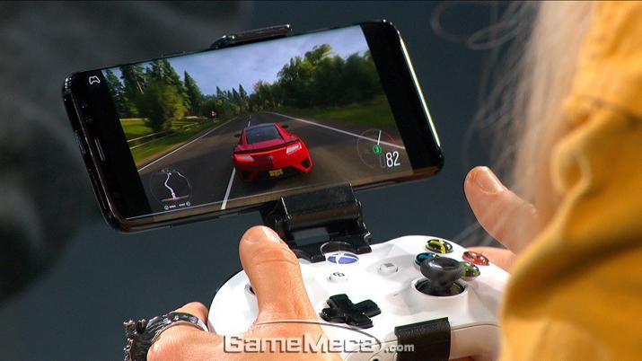 MS가 개발중인 클라우드 게임 스트리밍 시스팀 'X 클라우드' (사진출처: Xbox 와이어 공식 페이지)
