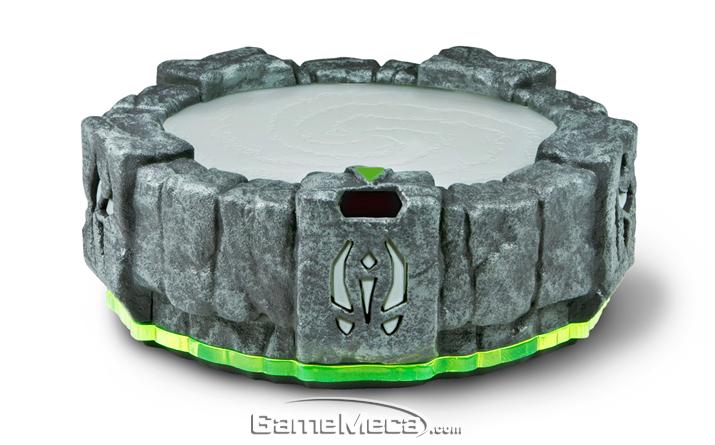 실제 판매되는 '포탈 오브 파워' 기기 (사진출처: '스카이랜더스' 공식 홈페이지)