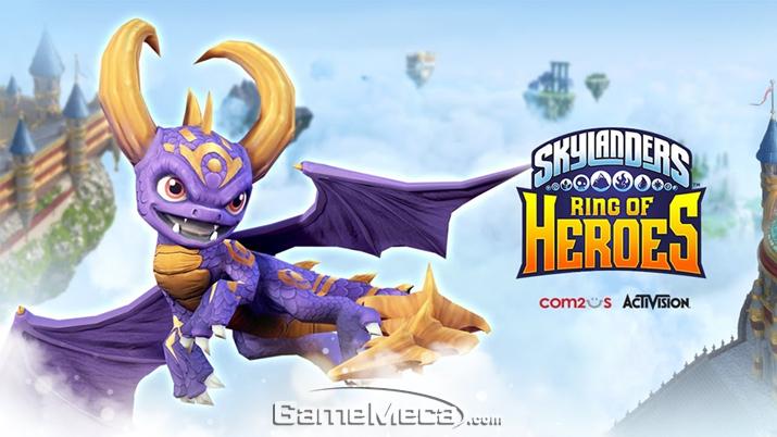 컴투스가 개발한 모바일 게임 '스카이랜더스: 링 오브 히어로즈' (사진출처: 컴투스 공식 홈페이지)