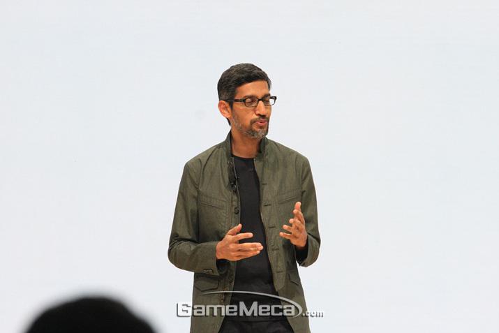 구글 CEO 선다 피차이는