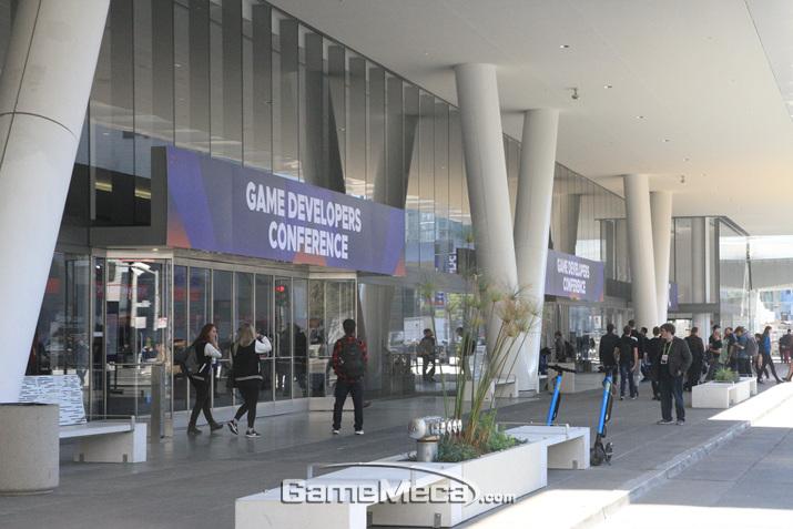 GDC 2019가 성황리에 개최됐다 (사진: 게임메카 촬영)