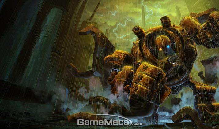 다른 AI가 게임 속을 위협한다면, 이 아이는 플레이어를 죽인다! (사진출처: 리그 오브 레전드 공식 홈페이지)