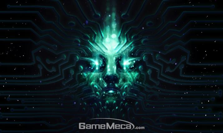 악역 AI의 대표격인 '쇼단' (사진출처: 시스템 쇼크 게임 공식 홈페이지)