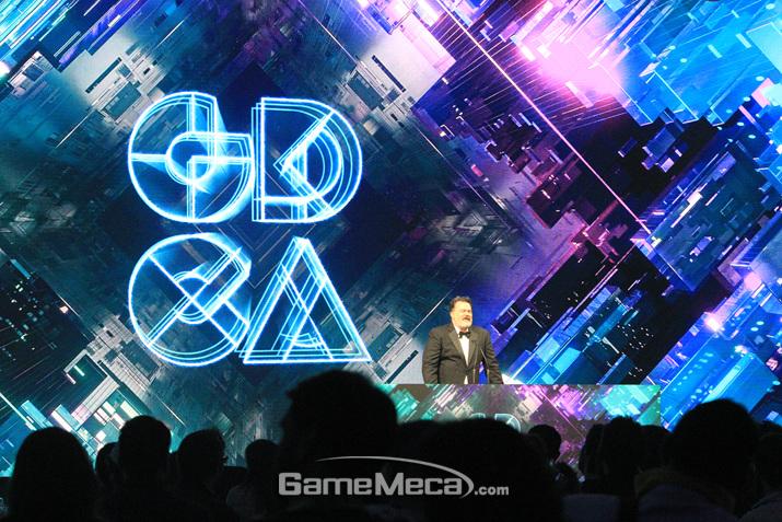 GDCA의 시작을 알리기 위해 (사진: 게임메카 촬영)