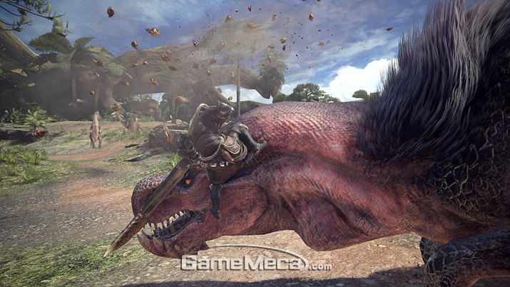 Screenshot for Monster Hunter World & # 39; (Source Source: Steam Game)