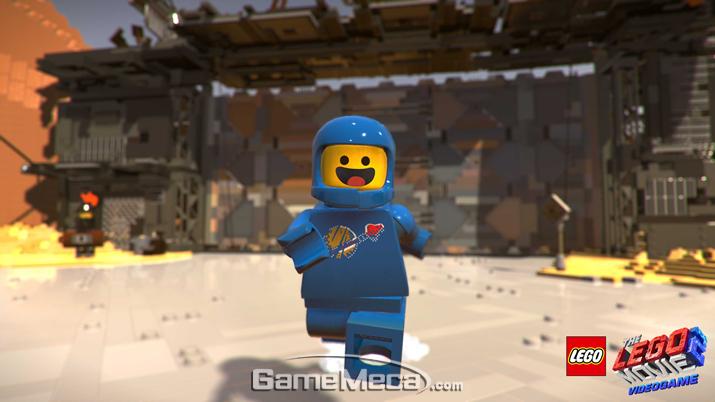 '레고 무비 2 비디오게임' 스크린샷 (사진제공: 인플레이 인터렉티브)