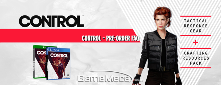 REMEDY ENTERTAINMENT published its control; program on 27 August (Source: Official game website)  t