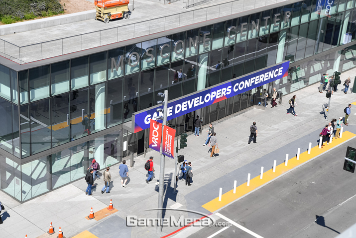 'GDC 2019'가 성황리에 막을 내렸다 (사진출처: GDC 공식 홈페이지)