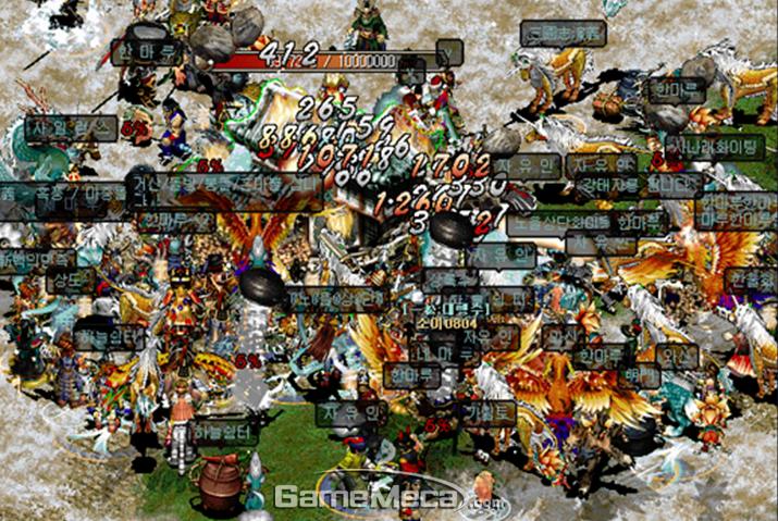 '천하제일상 거상'은 한국사 게임의 저변을 넓혔으며, 현재까지도 서비스되고 있는 수작이다 (사진: 게임 공식 홈페이지)