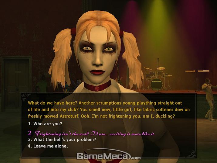 2004년 발매된 '뱀파이어:더 마스커레이드– 블러드라인'은 발매 초기 부진한 성적을 보였으나,훗날 버그 패치와 컴퓨터 사양의 발전으로 재평가되었다 (사진출처:스팀)
