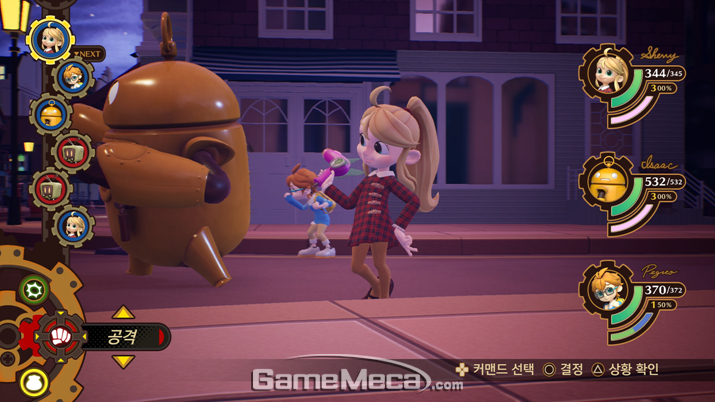 인트라게임즈는 니폰이치 신작 3D RPG '데스티니 커넥트' 한국어판을 오는 5월 21일 출시한다고 밝혔다 (사진제공: 인트라게임즈)