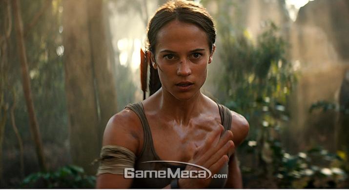 '툼 레이더' 리부트 영화의 속편 제작이 결정됐다 (사진출처: 영화 공식 사이트)