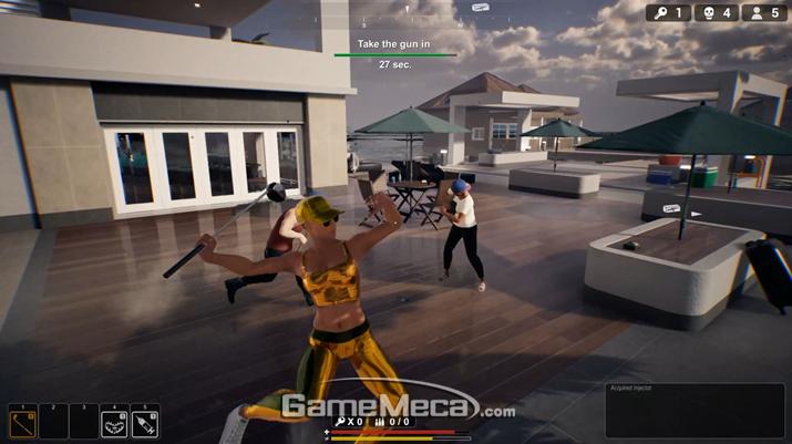 '서바이벌 프렌지' 대표 스크린샷 (사진출처: 게임 공식 홈페이지)