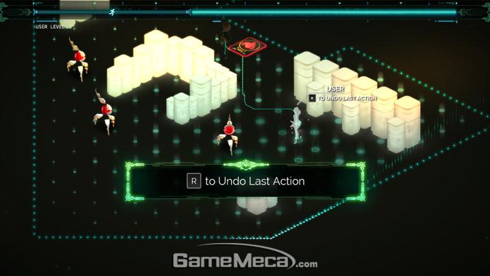 간단한 전투 튜토리얼을 제외하면 게임 초반부는 불친절하게 느껴진다 (사진: 게임메카 촬영)