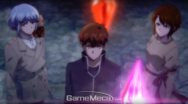 PV 영상에서 등장한 '쿤 아게로'가 아직 '히어로칸타레'에 모습을 드러내지 않았다 (사진: 게임메카 촬영)