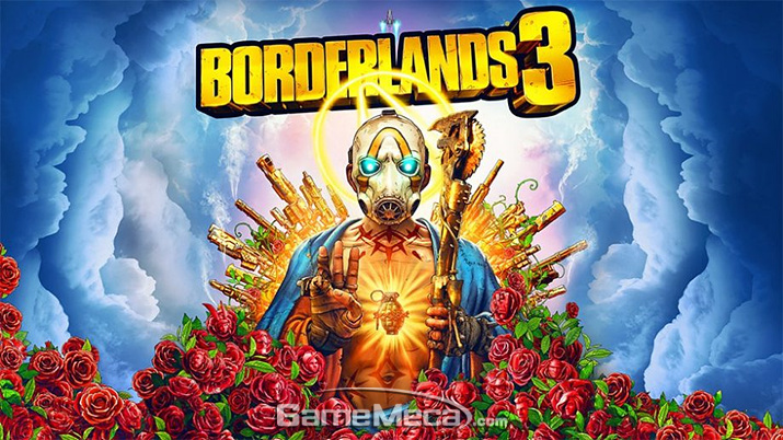 오는 9월 한국어 음성으로 정식 발매 예정인 '보더랜드 3' (사진출처: 게임 공식 홈페이지)