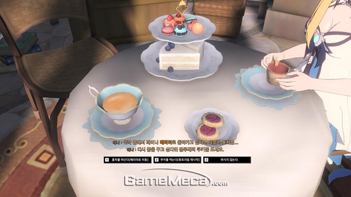 PS2 수준의 사물 그래픽도 충격적이라면 충격적이다 (사진: 게임메카 촬영)