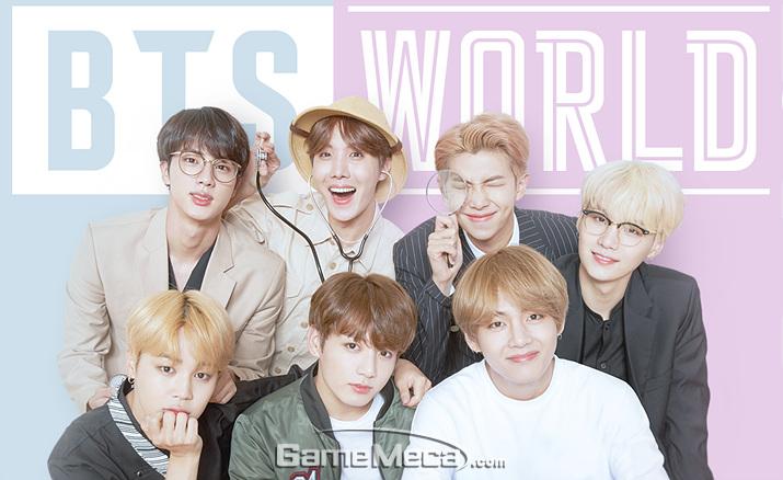6월 말 정식 출시가 확정된 'BTS 월드' (사진출처: BTS 월드 공식 홈페이지)