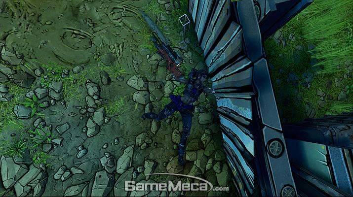 죽은 이유는 게임패드 때문이라고 말하고 싶다 (사진: 게임메카 촬영)