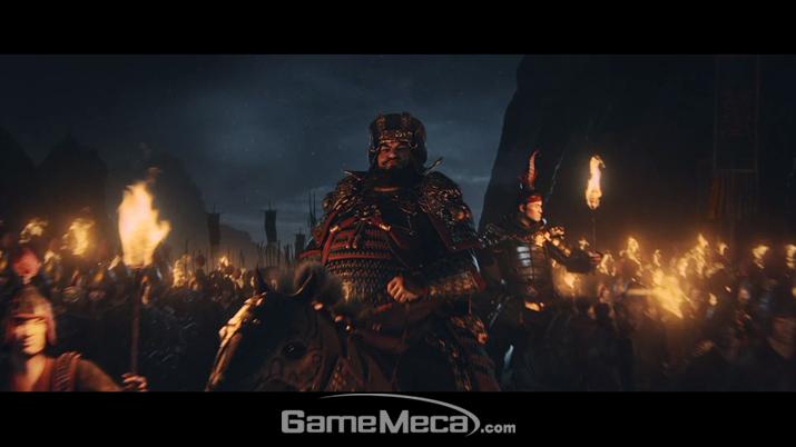 국내에서도 성공적으로 봉기한 '토탈 워: 삼국' (사진: 게임메카 촬영)
