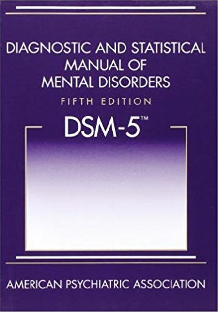 1952년 첫 편찬 당시 동성애를 질병으로 규정한 미국 정신의학회 DSM (사진출처: 아마존)