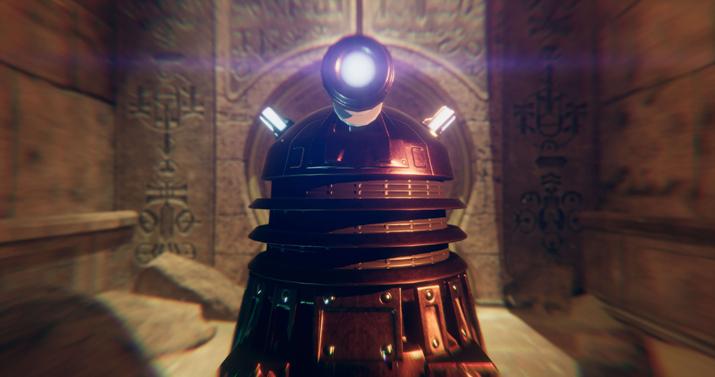 인기 영국드라마 '닥터 후' VR 게임이 오는 9월 출시된다 (사진출처: BBC 공식 홈페이지)