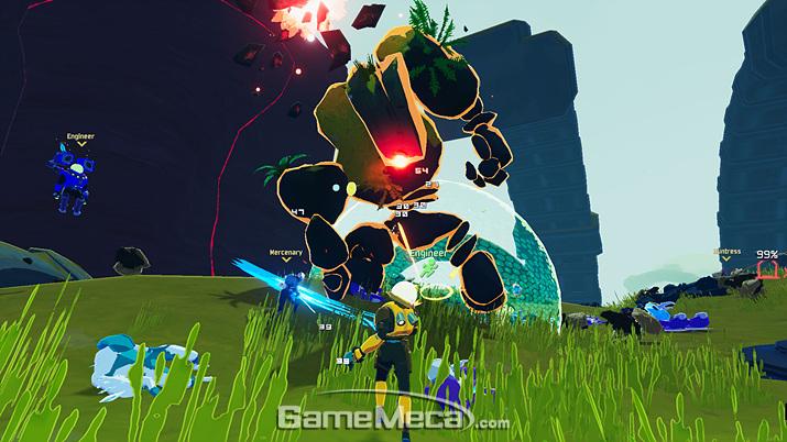 '리스크 오브 레인 2' 스크린샷 (사진출처: 스팀 공식 페이지)