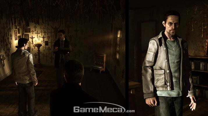 '헤비 레인' 스크린샷 (사진출처: 에픽게임즈 스토어 공식 페이지)