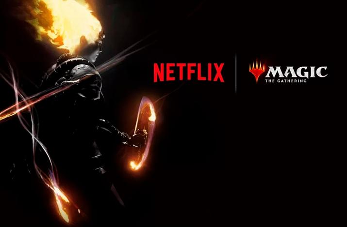'어벤져스: 엔드게임'을 연출한 루소 형제가 '매직 더 게더링' 넷플릭스 애니메이션을 감독한다 (사진출처: 넷플릭스 공식 홈페이지)