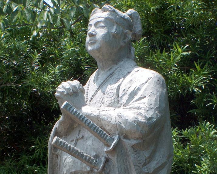 신실한 역사적 인물 아마쿠사 시로가 '사무라이 쇼다운' 최악의 악당 (사진출처: 위키피디아)