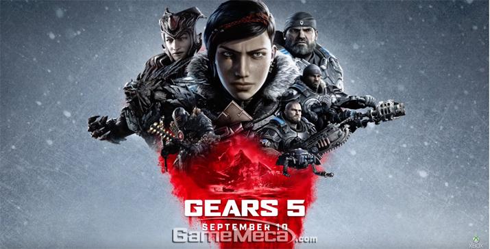 한국어 음성까지 지원이 결정된 '기어즈 5' (사진출처: 공식 트레일러 영상 갈무리)